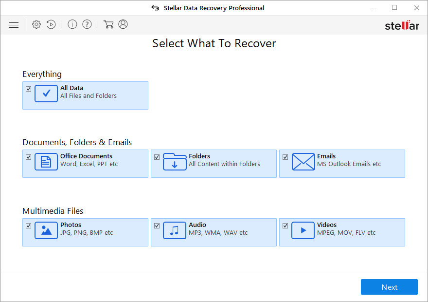 Hur man återställer förlorade data från hårddisken 2