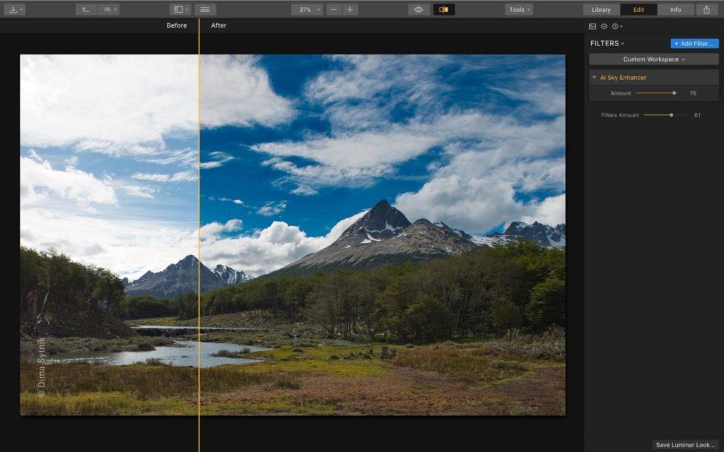 Hur man redigerar foton som en proffs med armatur 3 4