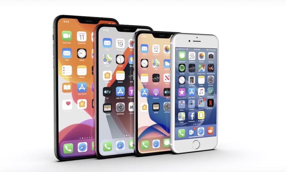 AppleHela 5G iPhone-serien bör anlända i höst, inklusive den ultrasnabba mmWave-modellen 1
