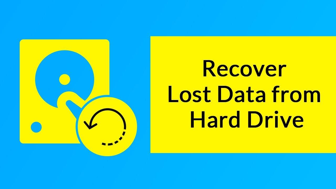 Bildresultat för att återställa förlorade data från hårddisken windows