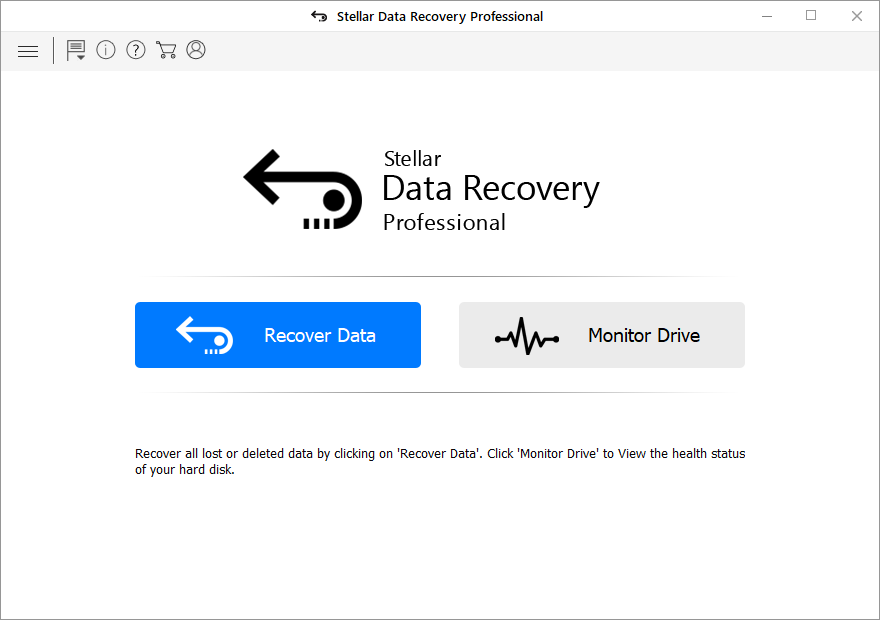 Hur man återställer förlorade data från hårddisken 1