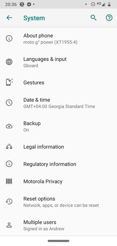 Tillgång för Android-utvecklare 1 Om telefon