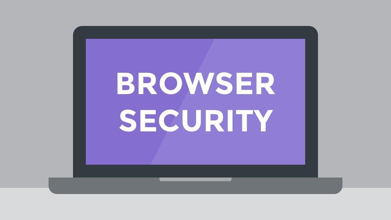 Bildresultat för Browsers Security