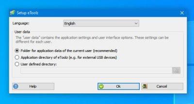eToolz är ett allt i ett nätverksverktyg för Windows