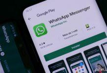 WhatsApp chamadas receber espera tocar