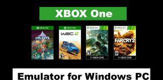 Bästa Xbox One-emulatorer för Windows PC