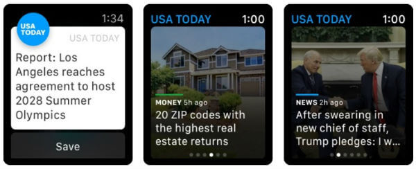 USA TODAY News-app