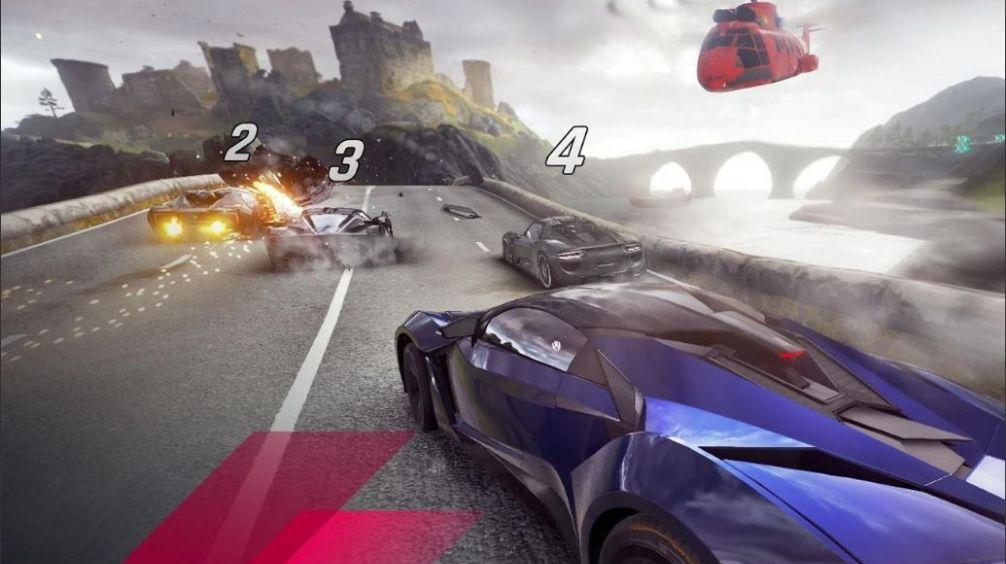 Asfalt 9: Legends Android Multiplayer-spel