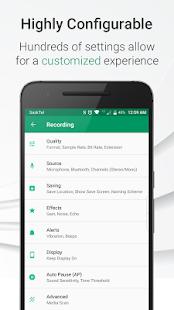 Parrot Hlasový záznamník Screenshot