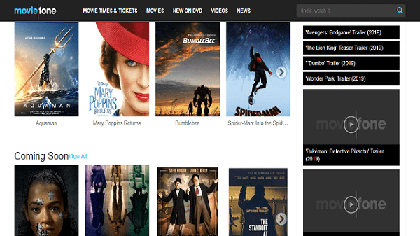 "Moviefone ""bredde ="" 600 ""höjd ="" 337 ""srcset ="" https://thetechsutra.com/wp-content/uploads/2019/09/Moviefone.png 600w, https://thetechsutra.com/wp-content/ uppladdningar / 2019/09 / Moviefone-300x169.png 300w ""storlekar ="" (maxbredd: 600px) 100vw, 600px"