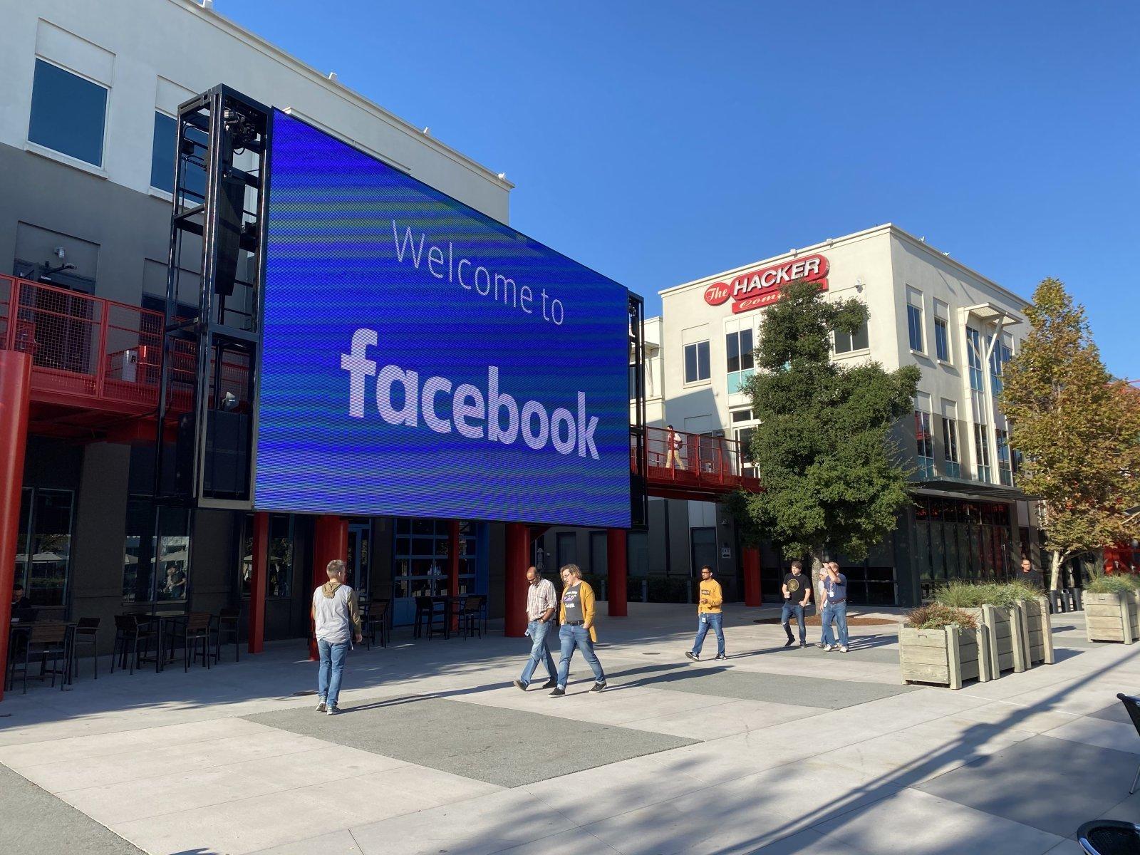 Facebook förlorade uppgifterna från mer än 29 000 anställda i företaget under ett rån 1