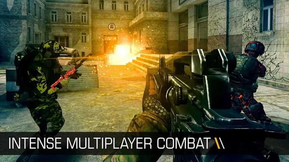 Bullet Force 120fps spel