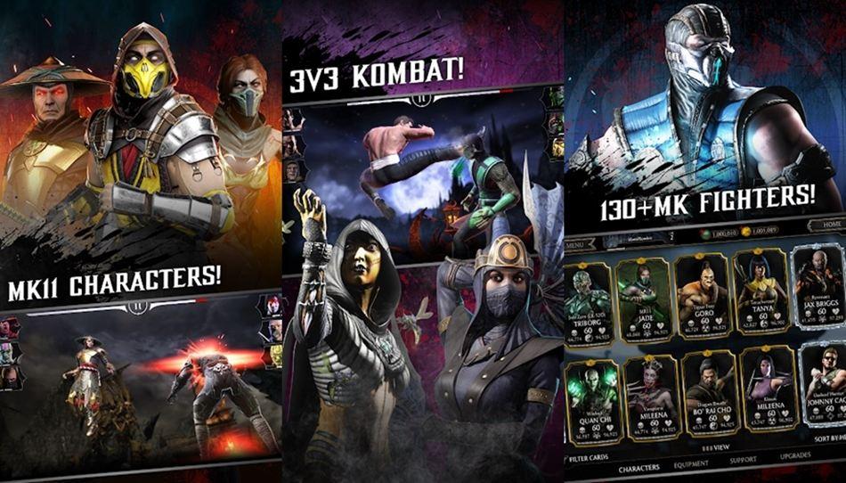 Mortal Kombat 120Hz refereshastighetsstöd