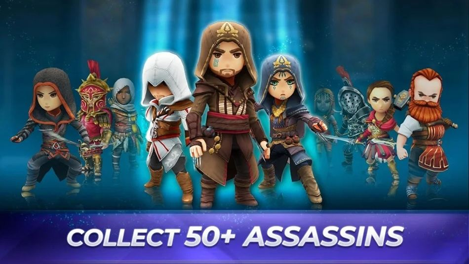 Assassin's Creed Rebellion 120fps spel