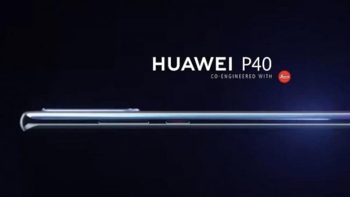 Huawei P40 datoriserade bilder avslöjar flera delar av dess design