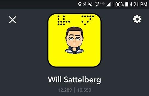 Lägg grupper till din Snapchat-poäng? 2