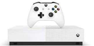 Njut av skivfria spel med Xbox One S till 40% rabatt