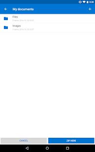 WinZip - Zip UnZip Tool Screenshot