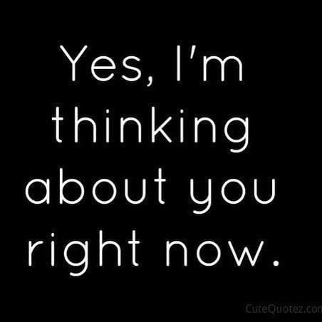 Sumptuous Thinking of You Citat