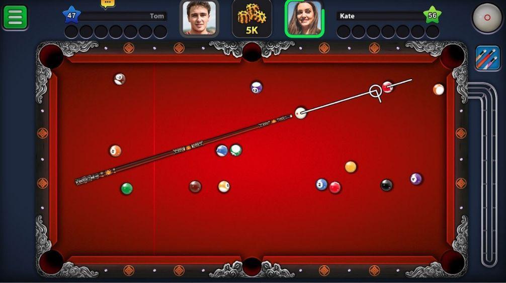 8  Ball Pool - Bästa poolspel