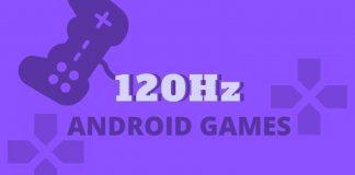 Bästa 120FPS Android-spel för telefoner med 120Hz-skärm