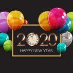 Bästa bakgrundsbilder för lyckligt nytt år 2020 för HD