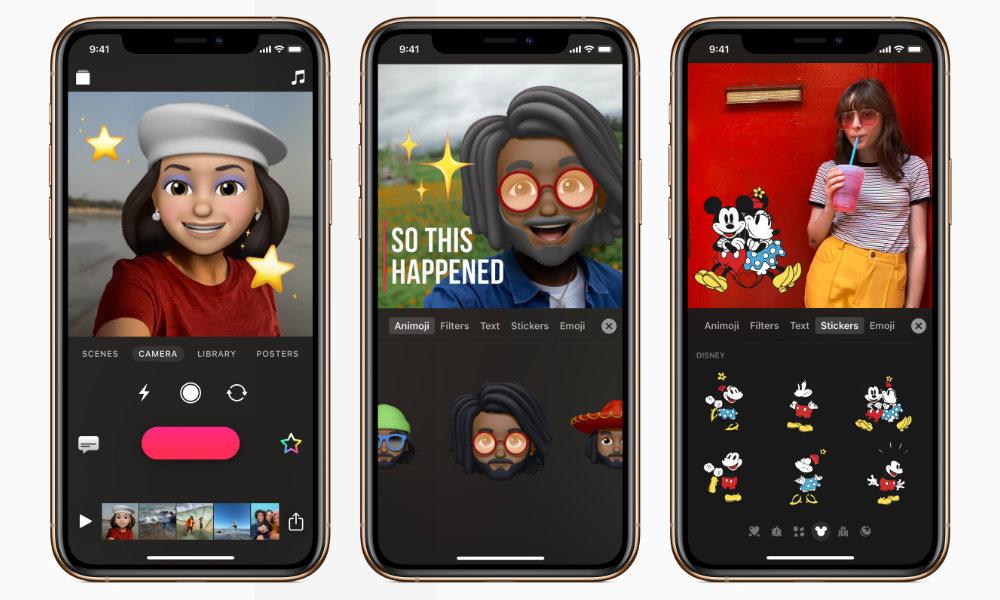 Du kan nu använda Animoji och Memoji i Apple'S Clips-app 1