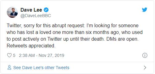 Inaktiva konton för över 6 Månader som ska raderas av Twitter 1