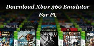 Ladda ner Xbox 360 Emulator för PC Windows