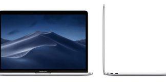 I mitten av 2019 MacBook Pro Body
