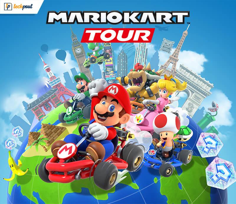 Mario Kart Tour för iOS och Android | Granskning, pris och funktioner 1