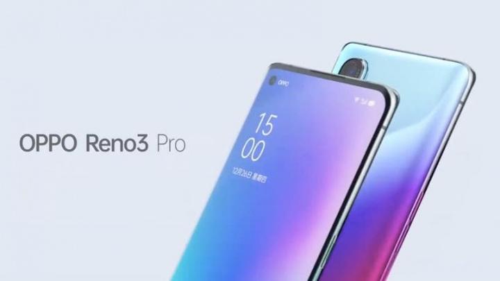 OPPO Reno3 Pro är officiell! Vikt rival för Xiaomi och Android konkurrens