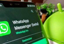 whatsapp novidade mensagens apagar espaço