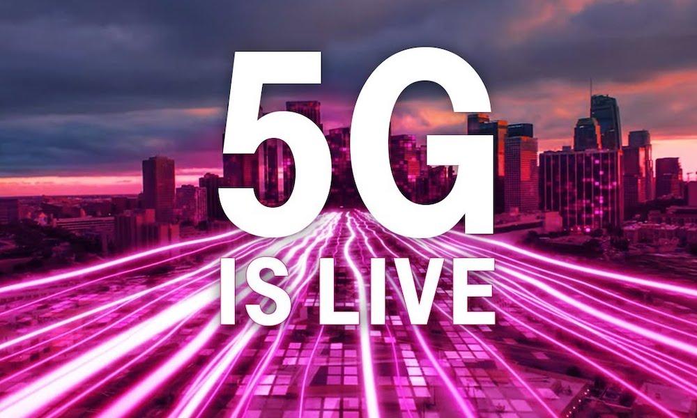 T-Mobile lanserar rikstäckande 600 MHz 5G-nätverk inför schemat 1