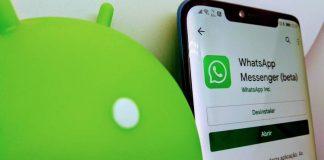 WhatsApp versão atualização novidades aplicações