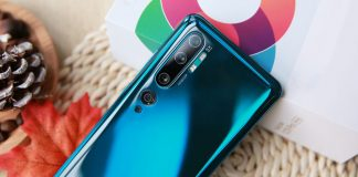 Xiaomi Mi Note 10 Pro anländer till Spanien: vilka är dess egenskaper?
