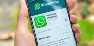 WhatsApp Android iOS smartphones suporte