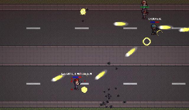 Nightpoint - webbläsarbaserade spel