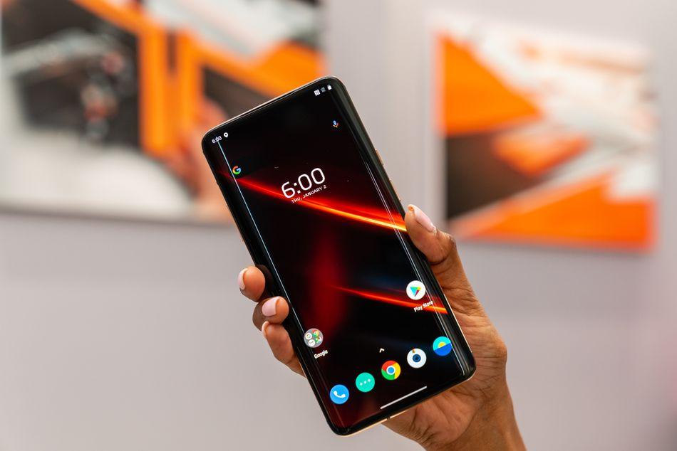 Detta är OnePlus Concept One som presenterades vid CES 2020 2
