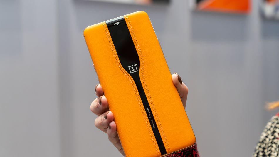 Detta är OnePlus Concept One som presenterades vid CES 2020 3
