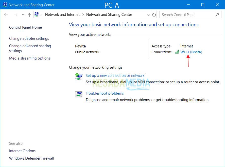 Så här sätter du på LAN Windows för skrivardelning