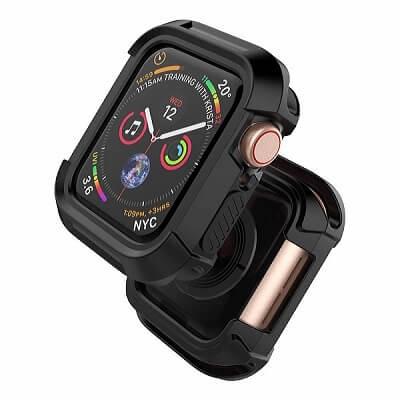 8 Bästa skydd och fodral för Apple Watch 5  & 4 5