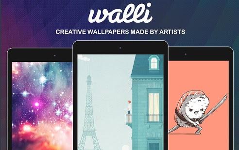 Walli - Skärmdump för bakgrundsbilder och bakgrunder av 4K, HD