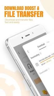 UC Browser- Tải xuống video miễn phí và nhanh chóng, ảnh chụp màn hình ứng dụng tin tức
