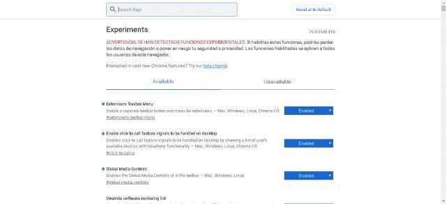 Återställ Chrome-flaggor på Android och PC med dessa steg 2