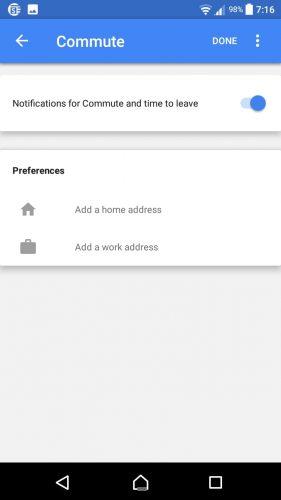 Hur du anpassar Google på en Android-telefon för foderaviseringar 7