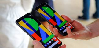 Pixel Google ícones apps desaparecer