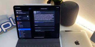 Apple iOS iPad iPhone novidades