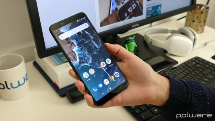 Mi A2 Android 10 Xiaomi Google-uppdatering