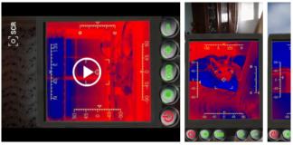 Las mejores aplicaciones de cámara térmica infrarroja android / iPhone